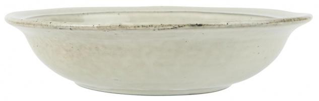 IB Laursen Suppenteller DUNES Sand Keramik Geschirr Tiefer Teller 20 cm 350 ml
