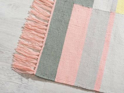Pad Outdoor Matte UNIQUE Teppich Pink Rosa 92x172 Badematte Pad Concept Fußmatte - Vorschau 2