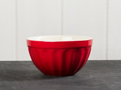 IB Laursen MYNTE Müslischale Rot Keramik Geschirr STRAWBERRY Schale 400 ml