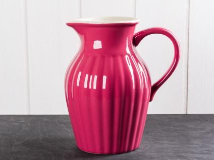 IB Laursen MYNTE Kanne 1.7 Liter Brombeere Keramik Geschirr BLACKBERRY Karaffe