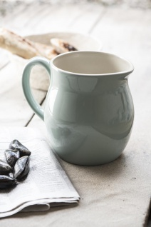 IB Laursen MYNTE Kanne 2.5 Liter Grün Keramik Geschirr GREEN TEA Krug Karaffe - Vorschau 2