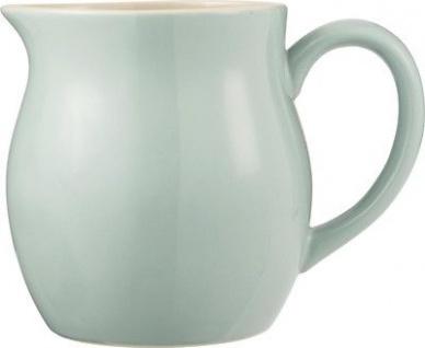 IB Laursen Kanne Mynte 2.5 Liter hellgrün Keramik Karaffe Green Tea Krug grün