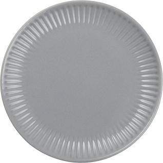 IB Laursen MYNTE Frühstücksteller Grau Keramik Teller 19 cm FRENCH GREY Geschirr