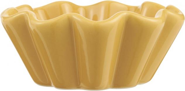 IB Laursen MYNTE Muffinschale Gelb Keramik Muffinform MUSTARD Geschirr Backform