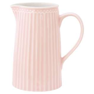 Greengate Krug ALICE Rosa Kanne 1 Liter Everyday Geschirr Karaffe PALE PINK