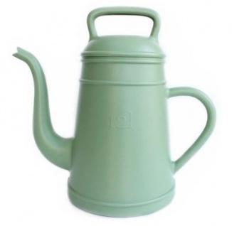 Gießkanne LUNGO grün 12 Liter Kunststoff XALA Design Kaffekanne Kaffepott
