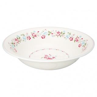 Greengate Schale SONIA Servierschale Blumen Porzellan Geschirr Suppenschale