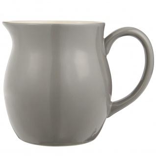 IB Laursen MYNTE Kanne 2.5 Liter Grau Keramik Geschirr GRANITE Krug Karaffe