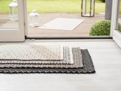 Pad In / Outdoor Matte POOL Grau Beige 72x132 Fussmatte Badezimmermatte Teppich - Vorschau 3