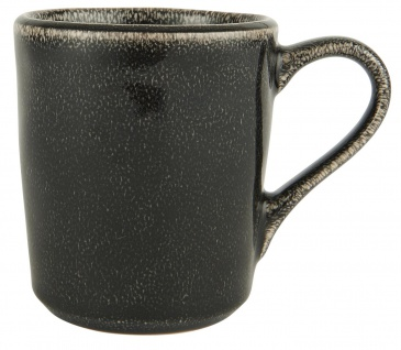 IB Laursen Becher DUNES Schwarz ANTIQUE BLACK Keramik Geschirr Tasse 300 ml