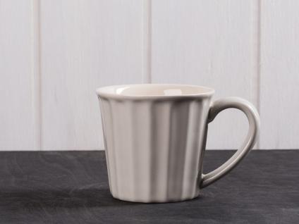 IB Laursen MYNTE Becher Beige LATTE Tasse Keramik Geschirr 250 ml Kaffeebecher