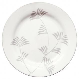 Greengate Teller MAXIME Weiß 20 cm Porzellan Geschirr Kuchenteller Dessertteller