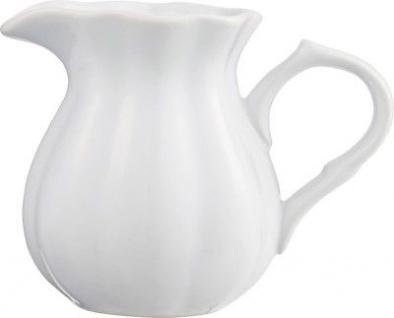 IB Laursen Kanne Mynte klein weiß Keramik Karaffe Pure White Krug
