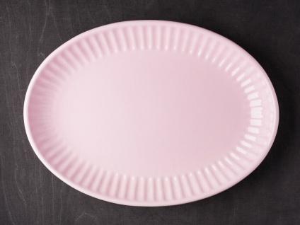 IB Laursen MYNTE Servierplatte 30 cm Rosa Keramik Geschirr Teller ENGLISH ROSE