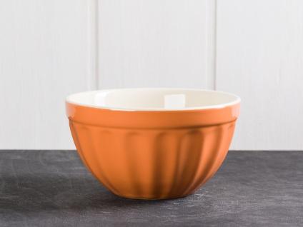 IB Laursen MYNTE Müslischale Orange Keramik Geschirr PUMPKIN SPICE Schale 400 ml