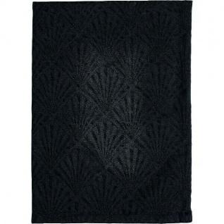 Greengate Geschirrtuch CELINE schwarz Gate Noir Geschirrhandtuch Baumwolle 50x70