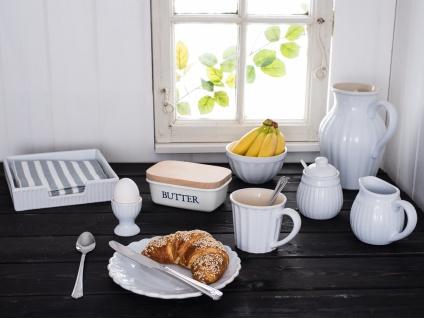 IB Laursen MYNTE Sahnekännchen Weiß Milchkännchen PURE WHITE Keramik Geschirr - Vorschau 3