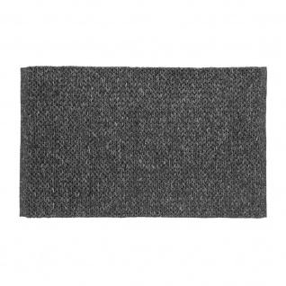 Pad Teppich Läufer TAIL Grau 70x130 cm In / Outdoor Badezimmer Matte Wetterfest