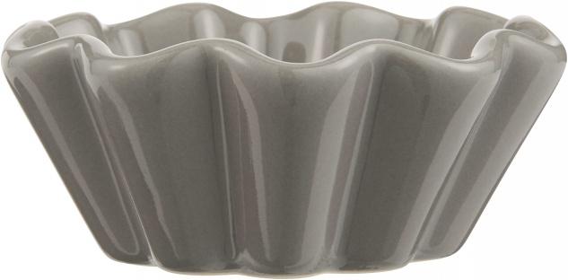 IB Laursen MYNTE Muffinschale Grau Keramik Muffinform GRANITE Geschirr Backform