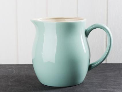 IB Laursen MYNTE Kanne 2.5 Liter Grün Keramik Geschirr GREEN TEA Krug Karaffe - Vorschau 1