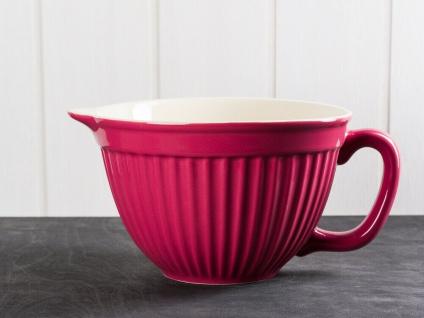 IB Laursen MYNTE Rührschüssel Brombeere Keramik Geschirr BLACKBERRY 1700 ml