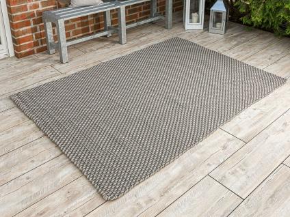 PAD Outdoor Teppich POOL Stone Grau Sand 140x200 Concept Matte XL Badematte