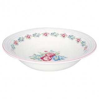 Greengate Schale HENRIETTA Servierschale Blumen Porzellan Geschirr Suppenschale