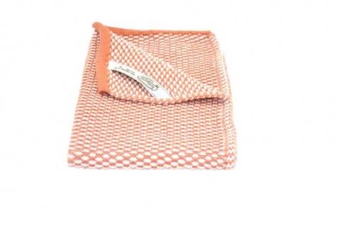 Solwang Gästehandtuch Natur / Masala gestrickt Handtuch Bio Baumwolle 32x47