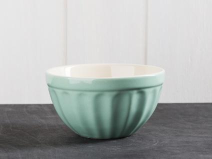 IB Laursen MYNTE Müslischale Grün Keramik Geschirr GREEN TEA Schale 400 ml