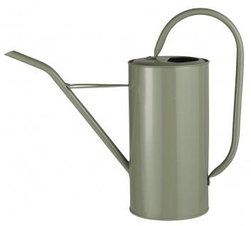 IB Laursen Gießkanne Grün 2.7 Liter Metall Blumengießkanne Wasser Kanne