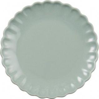 IB Laursen Kuchenteller Mynte hellgrün. Keramik Teller Green Tea grün Frühstücks
