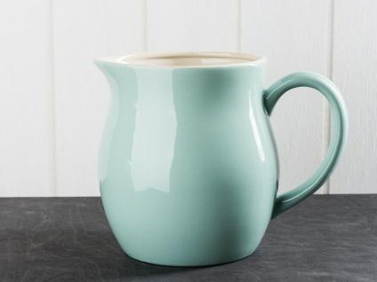 IB Laursen MYNTE Kanne 2.5 Liter Grün Keramik Geschirr GREEN TEA Krug Karaffe