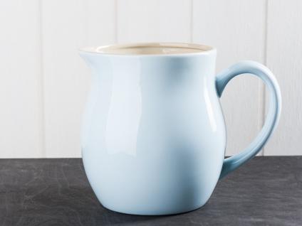 IB Laursen MYNTE Kanne 2.5 Liter Blau Keramik Geschirr STILLWATER Krug Karaffe