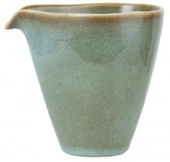 IB Laursen Kanne Mini DUNES Blau LIGHT BLUE Keramik Geschirr Milchkännchen