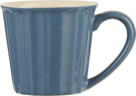 IB Laursen MYNTE Becher Blau CORNFLOWER Tasse Keramik Geschirr Kaffeebecher 250