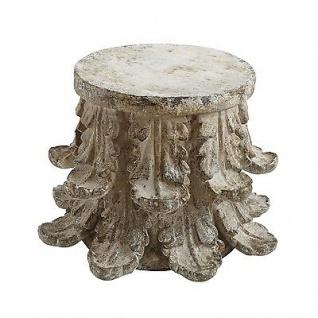 Bloomingville Beistelltisch CHATEAU Tisch Höhe 45 cm Vintage Design Metall