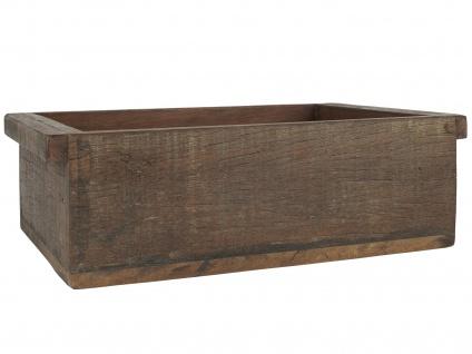 IB Laursen Holzkiste UNIKA 30x43 cm Unikate aus Holz Aufbewahrungsbox Ordnung