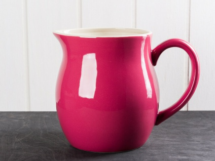 IB Laursen MYNTE Kanne 2.5 Liter Brombeere Keramik Geschirr BLACKBERRY Krug
