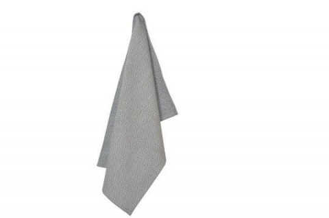 Solwang Geschirrtuch SCHWARZ CREME Küchentuch ORGANISCH Handtuch BIO Baumwolle - Vorschau 2