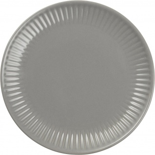 IB Laursen MYNTE Frühstücksteller Grau Keramik Teller 19 cm GRANITE Geschirr