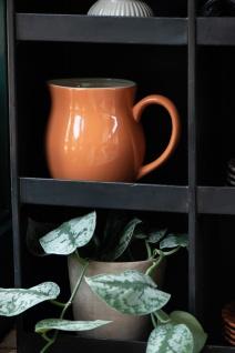 IB Laursen MYNTE Kanne 2.5 Liter Orange Keramik Geschirr PUMPKIN SPICE Krug - Vorschau 2
