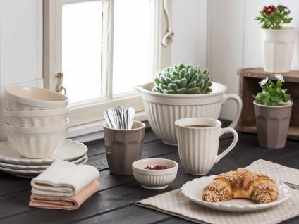 IB Laursen MYNTE Cafe Latte Becher Creme Weiß Keramik Geschirr BUTTER CREAM 250m - Vorschau 3