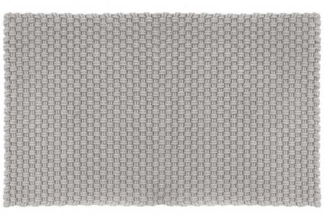 Pad Outdoor Teppich UNI Sand 170x240 cm Badezimmer Matte Beige Design Badematte