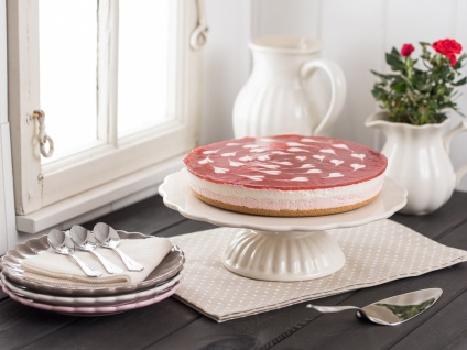 IB Laursen MYNTE Kuchenteller Rosa Keramik Teller 21 cm ENGLISH ROSE Geschirr - Vorschau 3