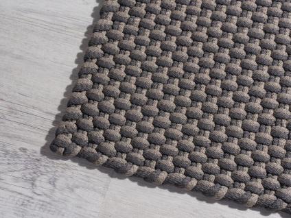 Pad In / Outdoor Matte POOL Grau Beige 72x132 Fussmatte Badezimmermatte Teppich - Vorschau 2