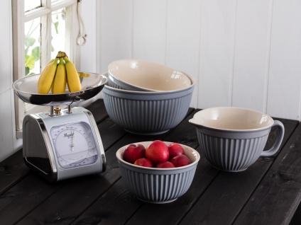 IB Laursen MYNTE Schalensatz Grau 3er Set Keramik Schüsseln FRENCH GREY Geschirr - Vorschau 2