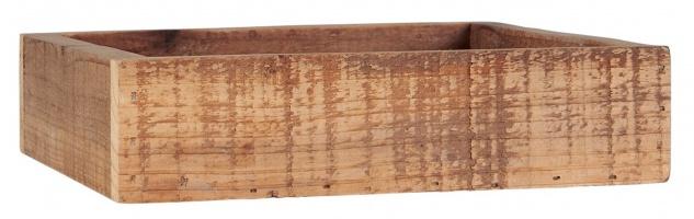 IB Laursen Holzkiste 20x20 cm Aufbewahrungsbox Kiste aus Holz
