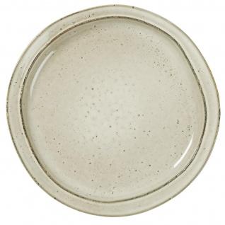 IB Laursen Essteller DUNES Sand Keramik Geschirr Teller 28 cm Speiseteller