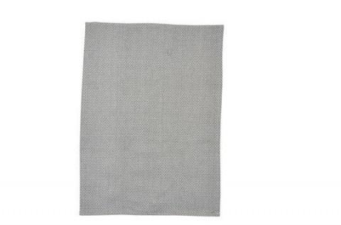 Solwang Geschirrtuch SCHWARZ CREME Küchentuch ORGANISCH Handtuch BIO Baumwolle - Vorschau 3