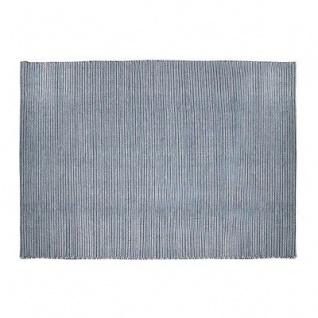 Pad Concept Teppich Snap Blau 72x132 Laufer Matte Pad Teppich Wolle